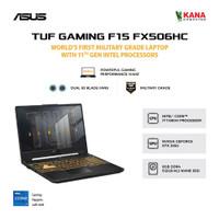 ASUS TUF F15 FX506HC-I735B6G-O Intel Core i7 11800H-RTX 3050-8GB-512GB