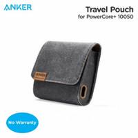ORIGINAL Travel Pouch Powerbank ANKER Powercore+ 10050 mAh - A7096