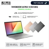 VivoBook Ultra 14 K413EQ i5-1135G7/8GB/512GB SSD/14FHD/WIN10/OHS