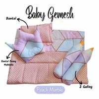 badcover baby bayi/ selimut bayi / bantal bayi / set baby gemes