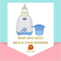 Baby Safe LB215 Single Milk & Food Warmer | Alat Penghangat Susu ASI