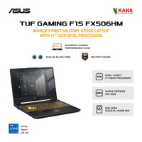 ASUS TUF F15 FX506HM I736B6G-O Intel Core i7 11800H-RTX 3060-8GB-512GB