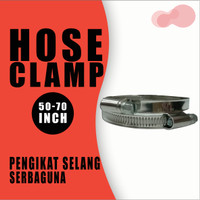 Hose Clamp Parts WEALTHY [50-70 mm]