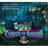 Tiny Epic Pirates: Curse of Amdiak ( Original ) Board Game Expansion