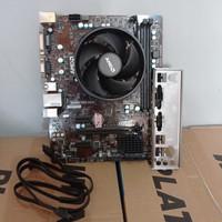 [Second] AMD Ryzen 3 1200 - MSI A320M Pro VD/S