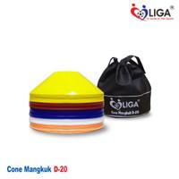 Cone Mangkok Liga diameter 20cm