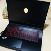 Laptop MSI gf63 10scsr i5 10500 likenew mulus