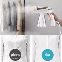 Setrika Uap Genggam Foldable Garment Steamer iron Brush