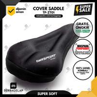 TaffSPORT Cover / Sarung Busa Jok Sadel Sepeda - TP-ZT01