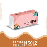 Montiss Facial Tissue 150 Sheets