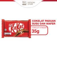 KITKAT Coklat Wafer 4F Original 35g (1 Box isi 24 pcs)