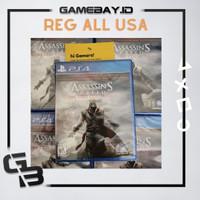 BD PS4 / PS 4 Assassin's / Assassins / Assassin Creed Ezio Collection
