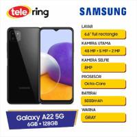 Samsung Galaxy A22 6/128GB 5G Gray