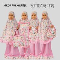 Mukena Anak Butterfly