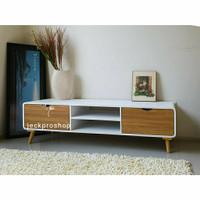 meja/bufet tv minimalis modern