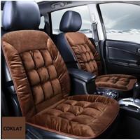 Nissan March Cover Duduk Jok Mobil Car Seat Leather Sepasang