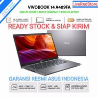 Laptop Asus VivoBook A409FA-FHD321 Intel Core i3 10110U 14 4GB 256GB