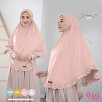 Hijab Bergo Instan Syari Quail KANAYA