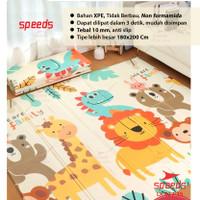 Karpet Lipat Playmat Bayi Karpet Bayi Matras Bayi Tikar Lipat 027-11