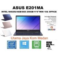 ASUS E210MA-GJ421TS N4020 4GB 256SSD 11.6 W10 OHS