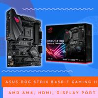 ASUS ROG STRIX B450-F GAMING II (Socket AM4)