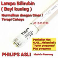 Lampu TL Blue Light 20w/ TL 20w/52 Philips /UV-B / Lampu TL Bayi