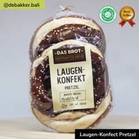 Debakker Laugent Konfect Pretzel - Healthy Food - Diet Snack - Bread
