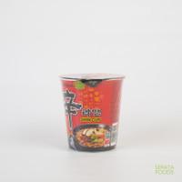 Nongshim Shin Cup Ramyun Spicy Mushroom Cup 72 gr