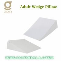 GIOIA WEDGE PILLOW Adult 100% Natural Latex 70 x70x12 : GARANSI 5 THN