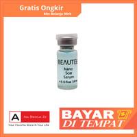 Beautee nano scar serum penghilang scar bopeng bekas jerawat Best