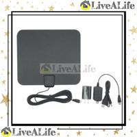 Kebidumei Digital TV / FM HDTV Antena VHF with Amplifier