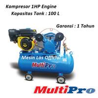 Kompresor Multipro VBCE 100/100 Kompresor 1HP Engine
