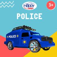Happy Truck Hammer Police - Mobilan Anak