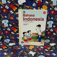 BUKU BAHASA INDONESIA UNTUK SISWA KELAS 5 SD PENERBIT BSE