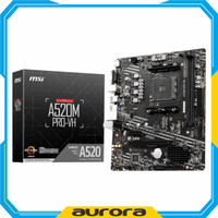 MSI A520M PRO-VH AM4 DDR4 A520 Motherboard Mainboard