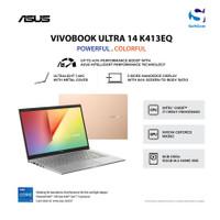 Asus VivoBook K413EQ EB753IPS Core i7-1165G7/8GB/512SSD/MX350 2GB/Gold