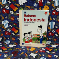 BUKU BAHASA INDONESIA UNTUK KELAS 5 SD PENERBIT BSE