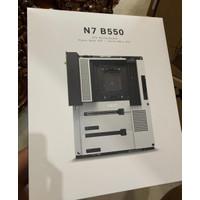 Motherboard NZXT N7 B550 AMD Ryzen AM4 White