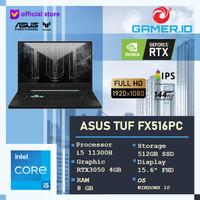 Asus TUF FX516PC I535B6TO | i5 11300H 8GB 512ssd RTX3050 4GB W10+OHS
