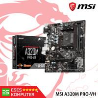Motherboard MSI A320M Pro VH (AM4, AMD Promontory A320, DDR4, USB3.1)