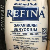 Garam Refina Beryodium 1 zak 25kg