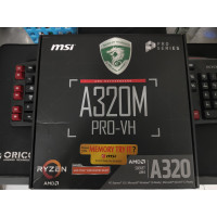 MSI A320M PRO VH AM4 AMD SECOND MULUS FULLSET