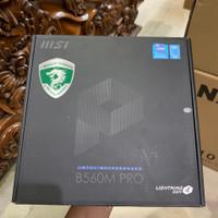 Motherboard MSI B560M Pro Intel LGA1200