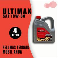 Ultimax SAE 10W-30 API SN| 4 LITER