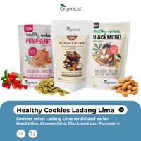 Ladang lima blackmond healthy cookies snack camilan cemilan sehat diet