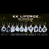 KK Liforce Kalung Pendant / Liontin / Bandul Kesehatan Anti Radiasi 1