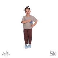 CUIT Kids Heiji Pocket T-Shirt Natsu Series