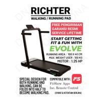 Walking Pad / Running Pad Foldable RICHTER Evolve (1.25HP) - ORIGINAL