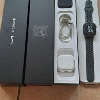 Apple Watch Series 4 44mm nike+ GPS+CELL