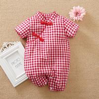 Jumper bayi perempuan motif CHEONGSAM 0-2 thn/baju bayi pendek lucu - 59